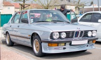 BMW série 5 II E28 518 - Country Day 2019 Aumetz