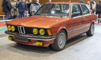 BMW série 3 I E21 - Salon ,Auto-Moto Classic, Metz, 2019