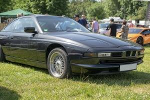 BMW série 8 E31 850-CI 1992 - Automania 2019, Edling les Anzeling, Hara du Moulin