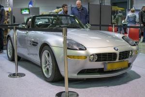 BMW Z8 2000 - LOF, Autotojumble, Luxembourg, 2020