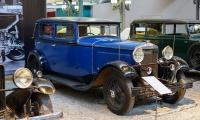 Ballot RH3 Berline 1930 - Cité de l'automobile, Collection Schlumpf