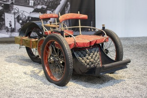 Bardon Phaeton  1897 - Cité de l'automobile, Collection Schlumpf 2020