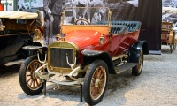 Barré 4FM Torpedo 1912 - Cité de l'automobile, Collection Schlumpf