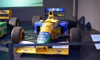 Benetton  B191-02 1991 - Cité de l'automobile, Collection Schlumpf