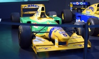 Benetton B193-01 1993 - Cité de l'automobile, Collection Schlumpf
