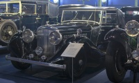 Bentley 4¼ litre 1937 - Cité de l'automobile, Collection Schlumpf 2020