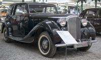 Bentley Mark VI Coach 1948 - Cité de l'automobile, Collection Schlumpf, Mulhouse, 2020