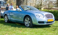 Bentley Continental GTC phase I - LOF Oldtimer Breakfast Mamer 2019