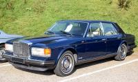 Bentley Mulsanne I (1980) Eight 1986 - Automania 2017, Manderen, Château de Malbrouck