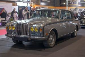 Bentley type T1 1971 - Salon ,Auto-Moto Classic, Metz, 2019