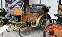 Benz Ideal Vis à vis type 1897 - Cité de l'automobile, Collection Schlumpf
