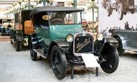 Berliet VL Torpedo 1920 - Cité de l'automobile, Collection Schlumpf