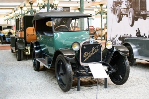 Berliet VL Torpedo 1920 - Cité de l'automobile, Collection Schlumpf