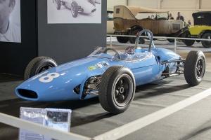 Brabham BT2 1962 - Salon ,Auto-Moto Classic, Metz, 2019
