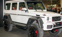 Brabus 700 4x4² Final Edition - Luxembourg Motor Show 2018