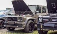 Brabus G700 - Cars & Coffee Deluxe Luxembourg Mai 2019