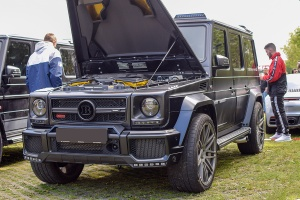 Brabus G900 - Cars & Coffee Deluxe Luxembourg Mai 2019