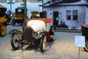 Bugatti type 13 Torpedo 1913 - Cité de l'automobile, Collection Schlumpf