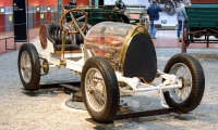 Bugatti type 16 Biplace Sport 1912 - Cité de l'automobile, Collection Schlumpf