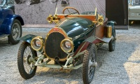 Bugatti type 17 Torpedo 1914 - Cité de l'automobile, Collection Schlumpf