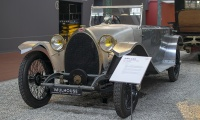 Bugatti type 28 1921 - Cité de l'automobile, Collection Schlumpf, Mulhouse, 2020