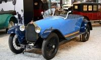 Bugatti type 30 Torpedo 1925 - Cité de l'automobile, Collection Schlumpf