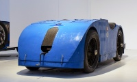 Bugatti type 32 1923 - Cité de l'automobile, Collection Schlumpf