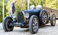 Bugatti Type 35 - Automania chateau de Malbrouck 2017