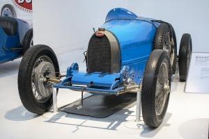Bugatti type 35A 1926 - Cité de l'automobile, Collection Schlumpf, Mulhouse