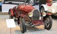 Bugatti type 38 1927 - Cité de l'automobile, Collection Schlumpf