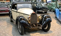 Bugatti type 43 1929 - Cité de l'automobile, Collection Schlumpf