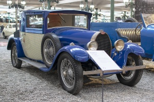 Bugatti type 44 coupé 1927 - Cité de l'automobile, Collection Schlumpf, Mulhouse, 2020