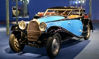 Bugatti type 46 Coach 1933 - Cité de l'automobile, Collection Schlumpf