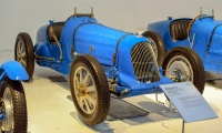 Bugatti type 51A 1932 - Cité de l'automobile, Collection Schlumpf, Mulhouse