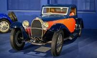 Bugatti type 55 Coupé 1932- Cité de l'automobile, Collection Schlumpf, Mulhouse