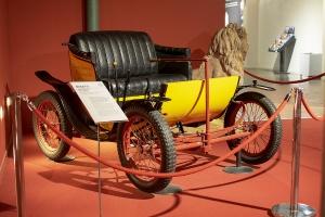 Bugatti type 56 électrique 1932 - Cité de l'automobile, Collection Schlumpf, Mulhouse, 2020