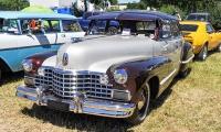 Cadillac série 61 III - American Roadrunners 2018, Stadtbredimus