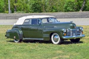 Cadillac série 61 I Cabriolet - Cité de l'automobile, Collection Schlumpf