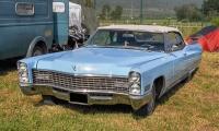 Cadillac DeVille III - Retro Meus'Auto 2018, Lac de la Madine