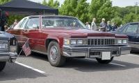 Cadillac DeVille V - Autos Mythiques 57, Thionville, 2019