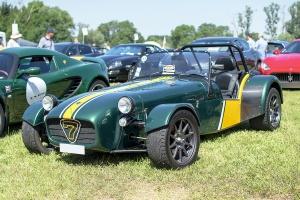 Caterham Seven CSR 175 F1 2012 - Automania 2019, Edling les Anzeling, Hara du Moulin