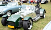 Caterham Super Seven 1991 - Automania 2017, Edling ales Anzeling, Hara du Moulin