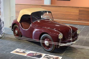 Chausson CHS prototype 1942 - Cité de l'automobile, Collection Schlumpf