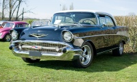 Chevrolet Bel Air II - LOF Oldtimer Breakfast Mamer 2019