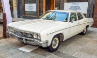 Chevrolet Bel Air VI - LOF Oldtimer Breakfast Esch-sur-Alzette 2018