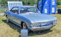 Chevrolet Corvair II 1966 - American Roadrunners 2018, Stadtbredimus