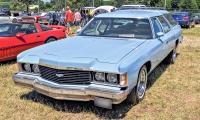 Chevrolet Impala V Station Wagon 1974 - American Roadrunners 2018, Stadtbredimus