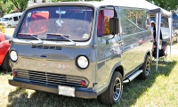 Chevrolet Van I 1964 - American Roadrunners 2018, Stadtbredimus