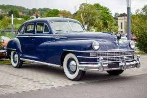 Chrysler Windsor II - Perl rassemblement Mai 2019