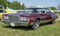 Chrysler New Yorker IX 1975 - Automania 2019, Edling les Anzeling, Hara du Moulin